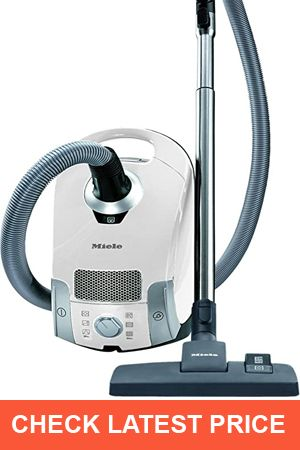 MieleCompact C1 Pure Suction Canister Vacuum Cleaner