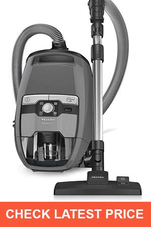 Miele Blizzard CX1 Pure Suction Bagless Canister Vacuum