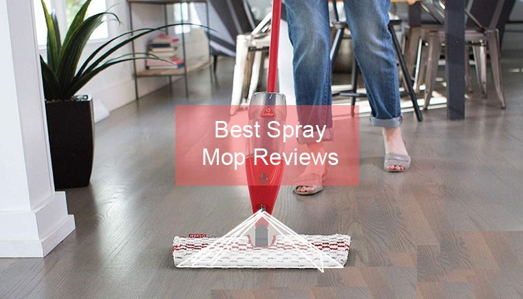 best spray mops