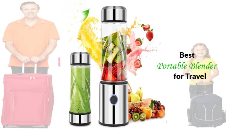 best travel blender